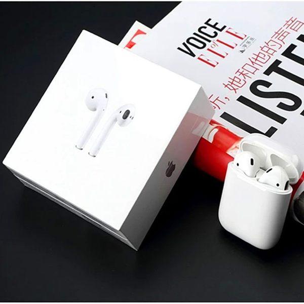 原裝airpods藍牙耳機單只左耳右耳充電盒丟失補配國行全新包郵
