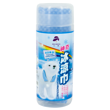 百特兔寶 神奇冰涼巾(99*13.5CM)不挑色1入 / 涼感巾 / SU4974