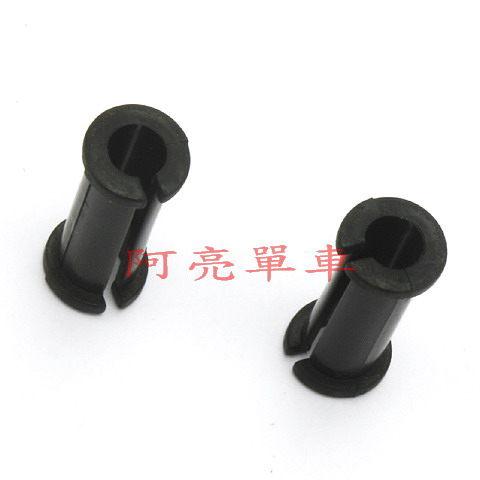 *阿亮單車*Jagwire車架導管座,4.5mm外管用,黑色,雙斜邊設計,塑膠材質《A80-251》