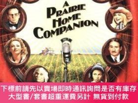 二手書博民逛書店A罕見Prairie Home Companion: The Screenplay of the Major Mo