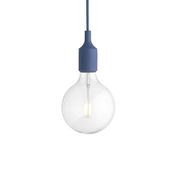 丹麥 Muuto E27 Socket Suspension Lamp 彩色座標 圓形吊燈