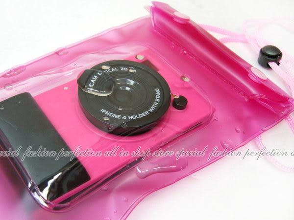 【GN248】口袋相機防水套 防水袋 手機套 手機袋保護套 iPhone 6S 5.5寸★EZGO商城★