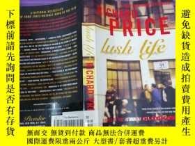 二手書博民逛書店外文書《罕見LUSH LIFE》 新e架3層Y163703