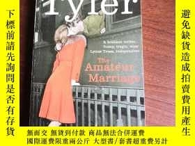 二手書博民逛書店THE罕見AMATEUR MARRIAGEY12597 ANNE