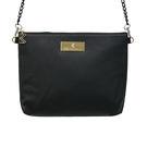 ☆小時候創意屋☆泰國曼谷包 DS系列 黑皮 原創 真品 BKK Original Bags 側背包/收納包/手機包
