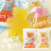 韓國 BIG BEAR 大心巨無霸熊軟糖 150g 巨無霸 小熊軟糖 巨熊軟糖 大心熊軟糖 軟糖 水果軟糖 糖果