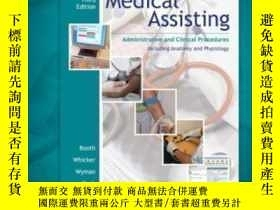 二手書博民逛書店Student罕見Workbook To Accompany Medical Assisting: Adminis
