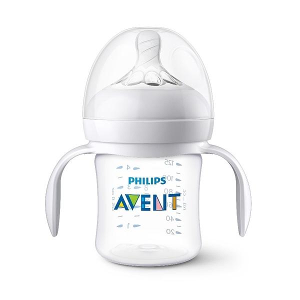 Philips Avent 新安怡 - 親乳感PA防脹氣奶瓶 125ml (附握把)