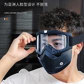 護目鏡 高清防護鏡透明騎行護目鏡防飛沫飛濺防沙塵面罩防霧防風勞保眼鏡