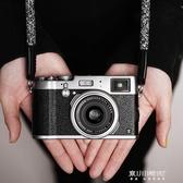 相機帶-匠訫 雙色登山繩款相機帶肩帶背帶掛繩相機繩微單徠卡富士索尼 東川崎町 YYS