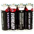永備黑貓碳鋅電池AA3號電池4入