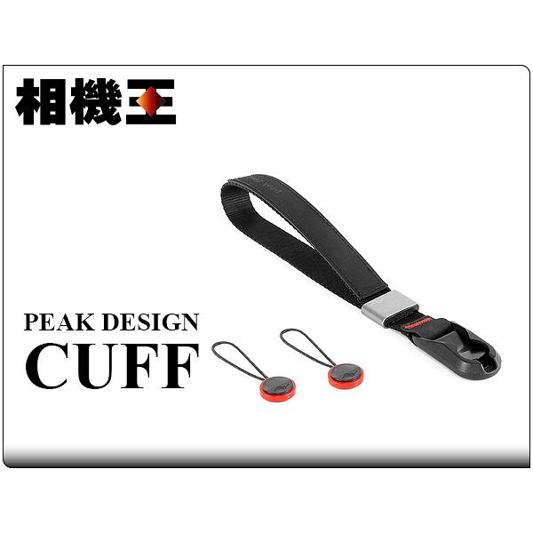Peak Design Cuff 快裝潮流腕帶 相機手腕帶 黑色