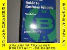 二手書博民逛書店The罕見Association of MBAs guide t