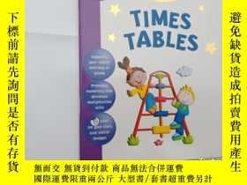二手書博民逛書店Bright罕見sparks TIMES TABLES.Y124