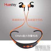 H54頸掛式時尚運動藍芽耳機4.1通用頭戴耳塞式無線雙耳立體聲聽歌