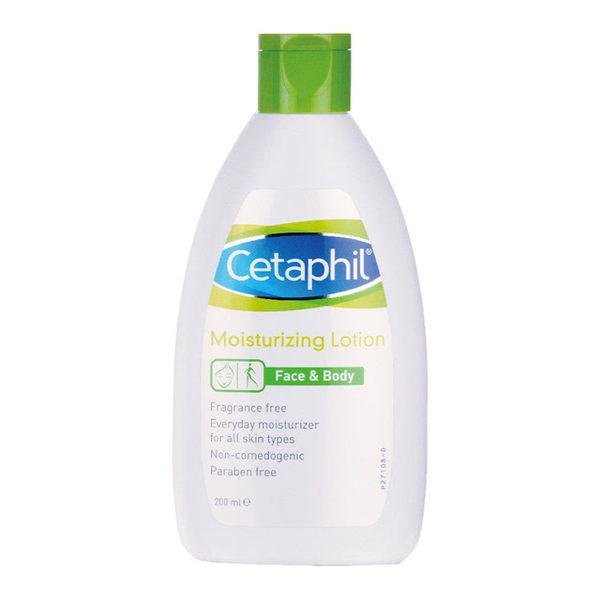 【Cetaphil 舒特膚】長效潤膚乳-200mL/瓶*效期201807