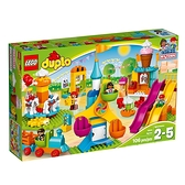 LEGO 樂高 Duplo 得寶系列 10840 大型遊樂場 【鯊玩具Toy Shark】