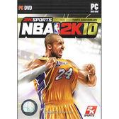 NBA 2K10  PC英文版(附中文手冊)