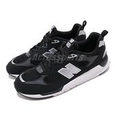 【六折特賣】New Balance 休閒鞋 NB 109 黑 銀 男鞋 運動鞋 【ACS】 MS109LA1D