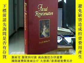 二手書博民逛書店Facial罕見RejuvenationY17220 Fritz