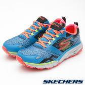 SKECHERS (男) 跑步系列 GO Trail - 54112BLMT