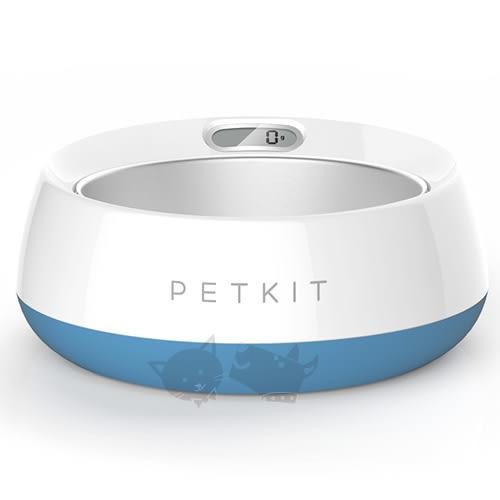 [寵樂子]《PETKIT》佩奇寵物智能食碗 寵物碗(中大型犬用) 海洋藍