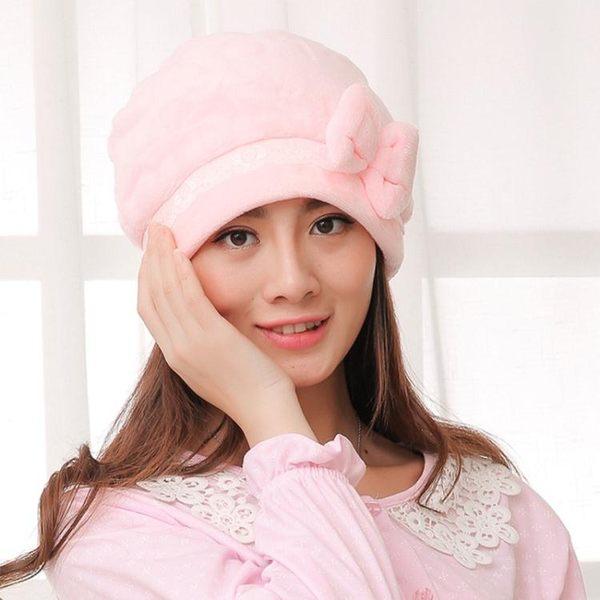 月子帽夏季薄款產婦產后用品保暖防風春季孕婦 LQ2778『小美日記』