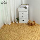 木紋泡沫地墊家用仿木地板墊子兒童拼圖地墊臥室拼接榻榻米墊FA