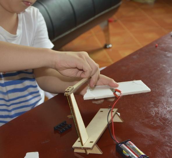 【NF349】迷你保麗龍切割器切割機 保麗龍切割器切割機小學生科學實驗器材科技小製作diy