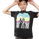Gap男童星球大戰印花圓領短袖T恤539455-正黑色