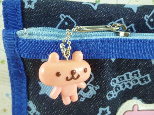 【震撼精品百貨】貝蒂熊_Betty Bear~短夾-牛仔