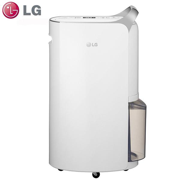 LG樂金 PuriCare MD171QSK1 17公升變頻除濕機 WiFi遠控 晶鑽銀