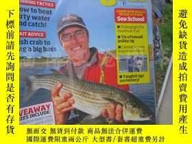 二手書博民逛書店Sea罕見Angler On Sale July 31-August 27Y16472