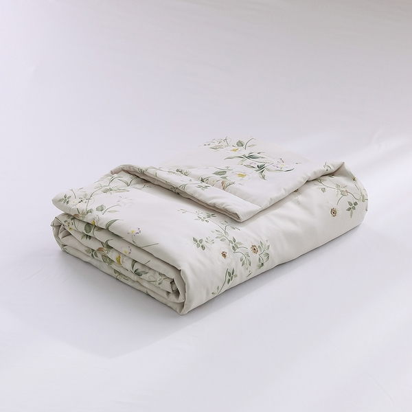 【贈隨機枕套1入】鴻宇 天絲涼被 四季被 夏日涼被 繁花如夢 台灣製 T20119