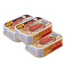 【台糖優食】豆鼓紅燒鰻x1組 (100g*3罐/組)~營養豐富‧好滋味