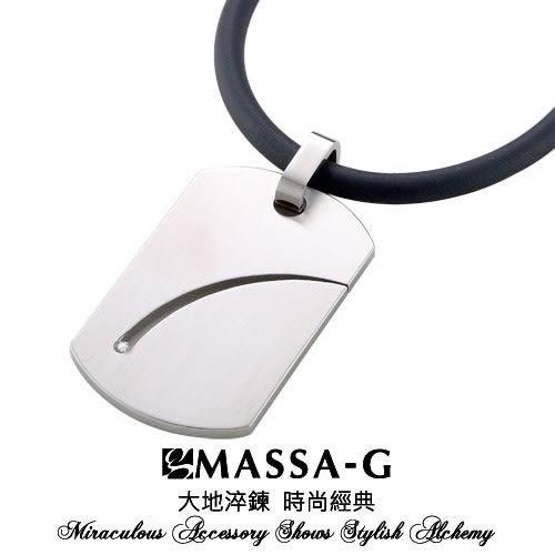 WISH 流心 鍺鈦項鍊  MASSA-G Deco系列