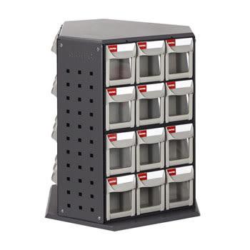 [ 家事達 ] 樹德 RFO-636 零件快取盒旋轉架- 36格抽屜  特價 收納箱/整理箱