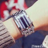 男士手錶防水時尚款男新款手錶男學生自動機械特種兵網紅手錶igo      智能生活館