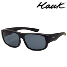 HAWK偏光太陽套鏡(眼鏡族專用)HK1010-02