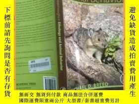 二手書博民逛書店英文書罕見conceptual breakthroughs in ethology and animal beha