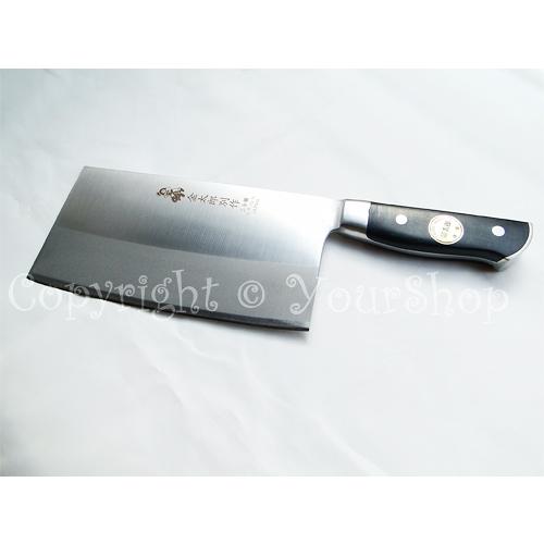 【YourShop】金太郎六吋角形文武刀 ~日本高級三合鋼製成 鋒利易再磨~