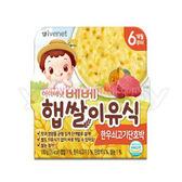 韓國 IVENET 艾唯倪 一日三餐寶寶粥(牛肉&香菇風味) 6m+