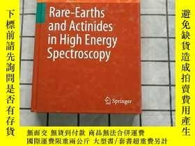 二手書博民逛書店Rare-Earths罕見and Actinides in High Energy Spectr Y26822