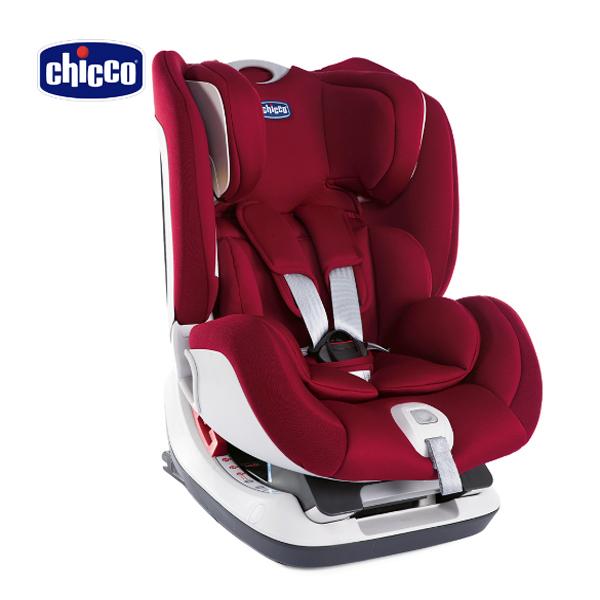Chicco Seat up 012 Isofix 安全汽座/汽車安全座椅 -熱情紅