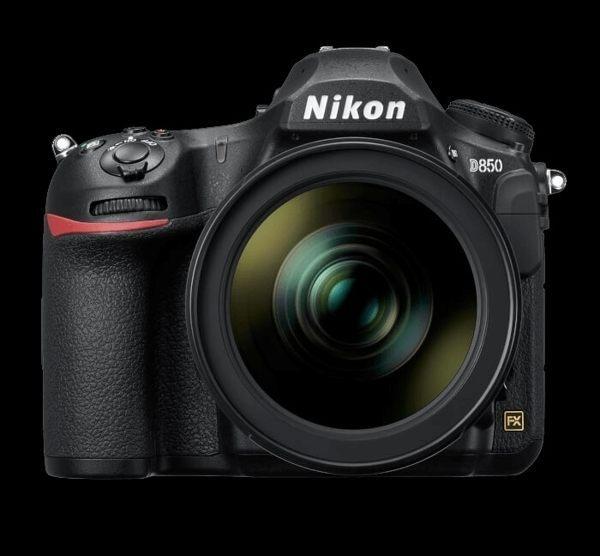 [EYE DC] Nikon D850 KIT 24-120mm 國祥公司貨 (12/24期0利率)