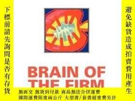 二手書博民逛書店Brain罕見Of The FirmY255562 Beer, Stafford Wiley 出版1994