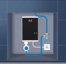 即熱式電熱水器洗澡淋浴免儲水速熱電熱水龍頭兩用廚房恒溫小廚寶