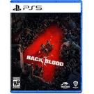 PS5 喋血復仇 中文版 Back 4 Blood 【預購10/12】