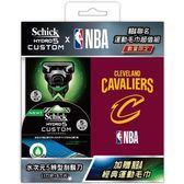 舒適牌 水次元 5辨型 刮鬍刀 (保濕配方) 刀把1入+刀片6入 加贈NBA經典運動毛巾