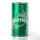 法國 沛綠雅 氣泡天然礦泉水 原味 250ml Perrier 鋁罐